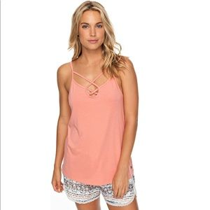 NWT Roxy Women's Romantic Way Tank Shirt